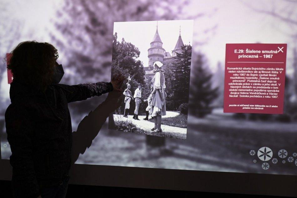OBRAZOM: Nová multimediálna expozícia na Bojnickom zámku
