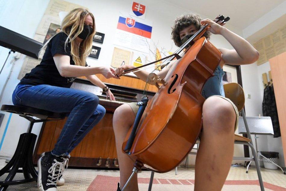 Výučba na základných umeleckých školách