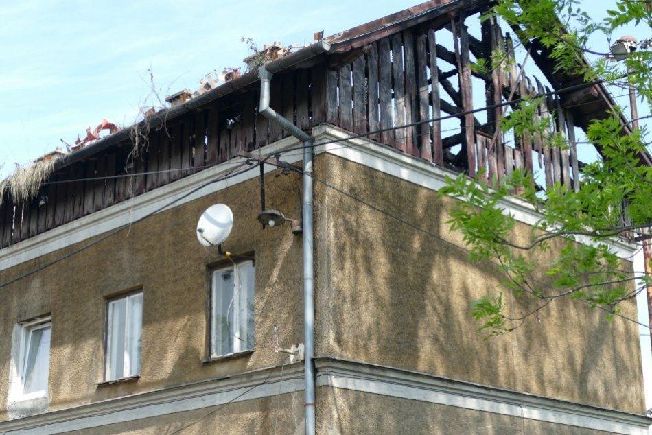 Požiar v Žiline zamestnal hasičov