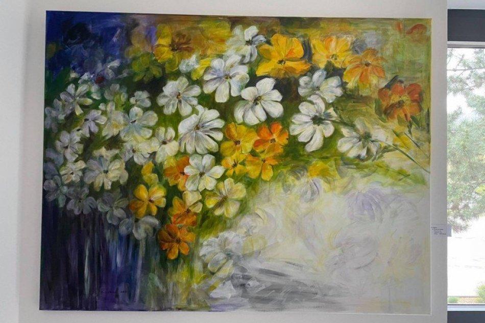 Obrazy Márie Liškovej