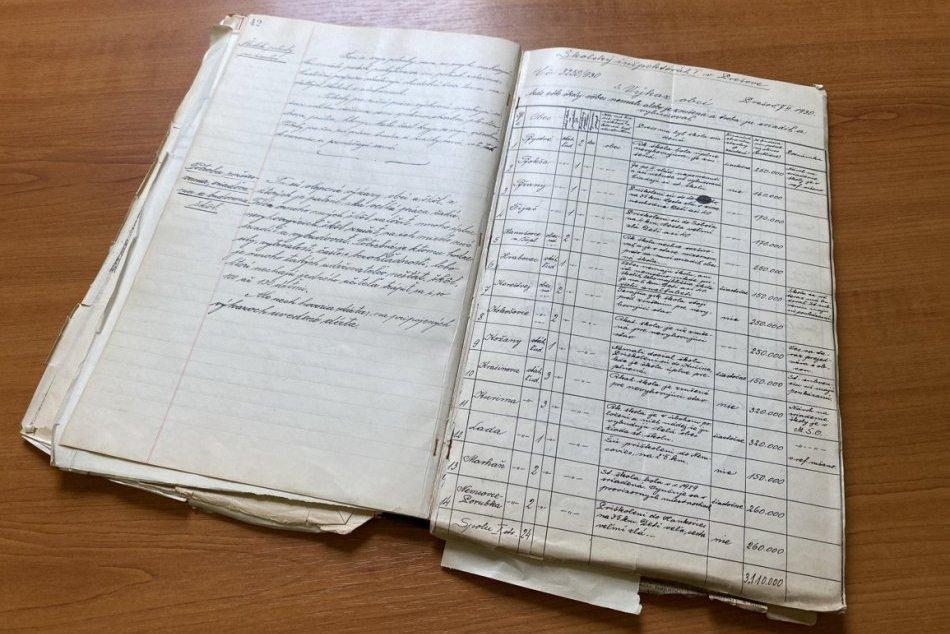 Objektívom: V Krajskom múzeu v Prešove objavili vzácnu kroniku