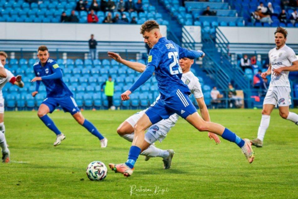 OBRAZOM: FC Nitra - Zemplín Michalovce 0:4 v 10.kole o udržanie sa
