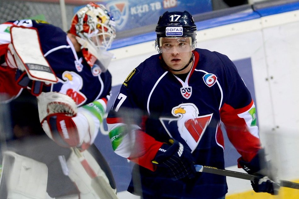 Zomrel český hokejista