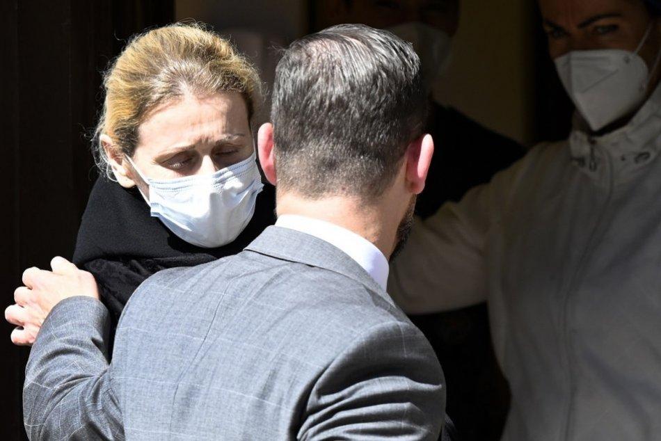 FOTO: Prokurátor prepustil Moniku Jankovskú z väzby