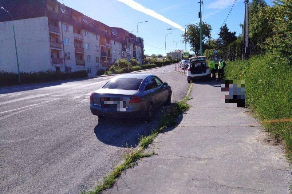 OBRAZOM: Z dôvodu zvýšeného počtu nehôd vykonala kontrolu v okrese Myjava