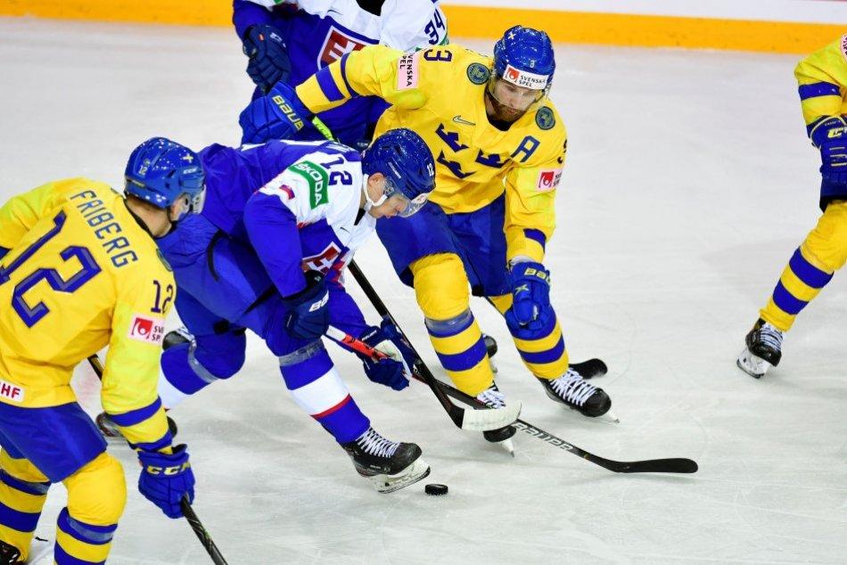 Slováci po bitke prehrali so Švédskom