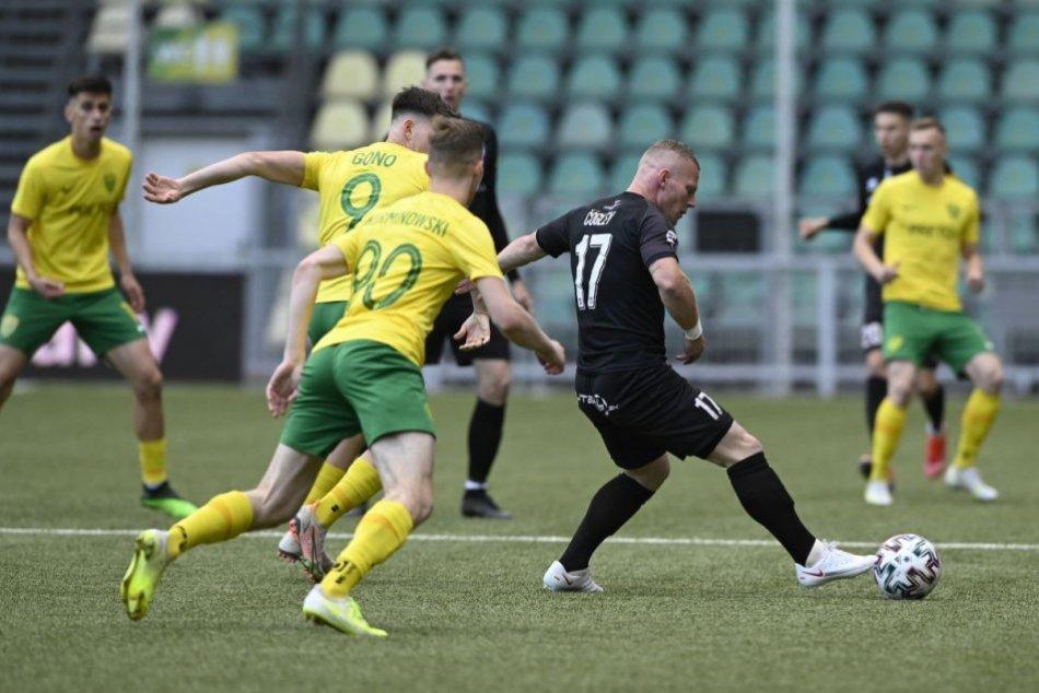 OBRAZOM: MŠK Žilina - FC ViOn Zlaté Moravce-Vráble 3:2 pp