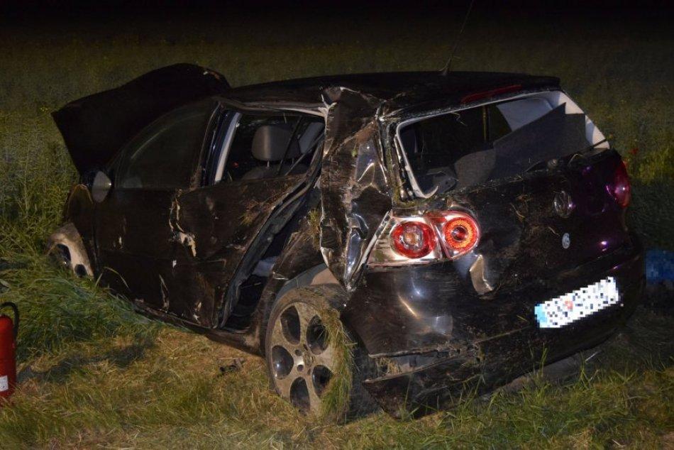 OBRAZOM: Tragická nehoda v Jacovciach