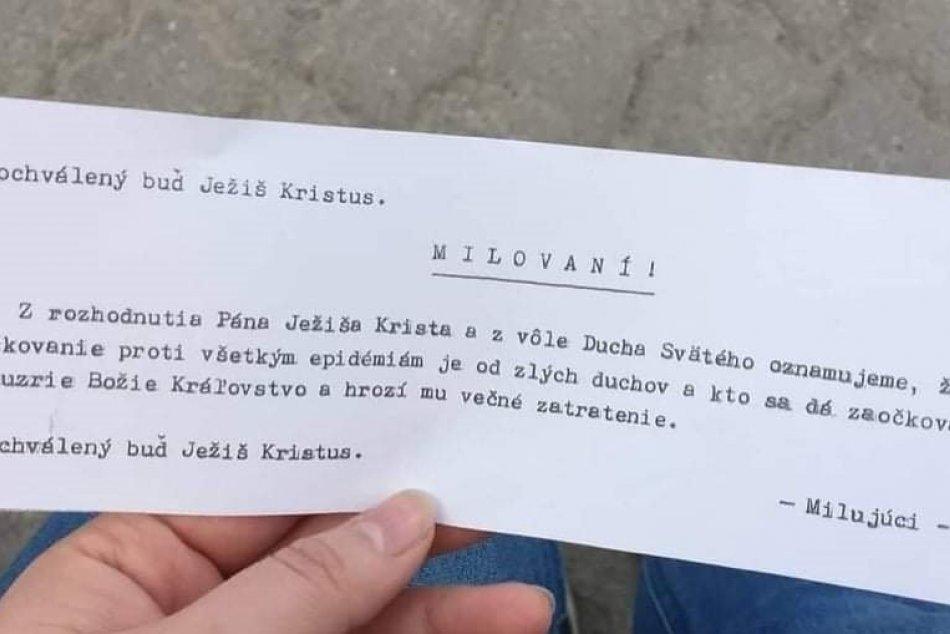 Objektívom: Polícia nevie čo dodať na hoax z Prešova