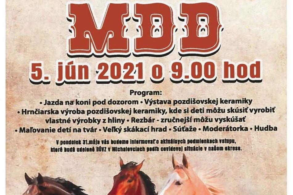 Šťastné kone pozývajú na podujatie v Pozdišovciach