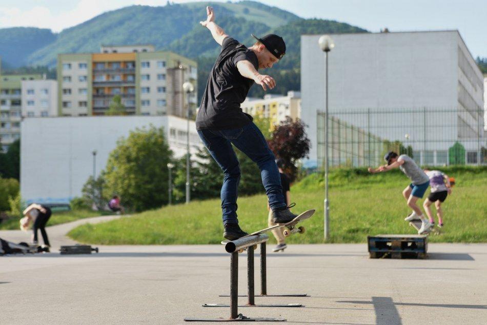 V OBRAZOCH: Mesto Banská Bystrica chce postaviť nový skatepark