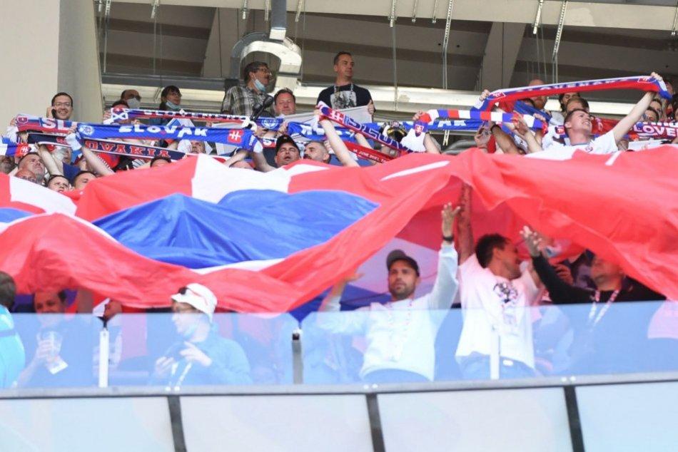 FOTO: Zápase E-skupiny na majstrovstvách Európy vo futbale Poľsko - Slovensko