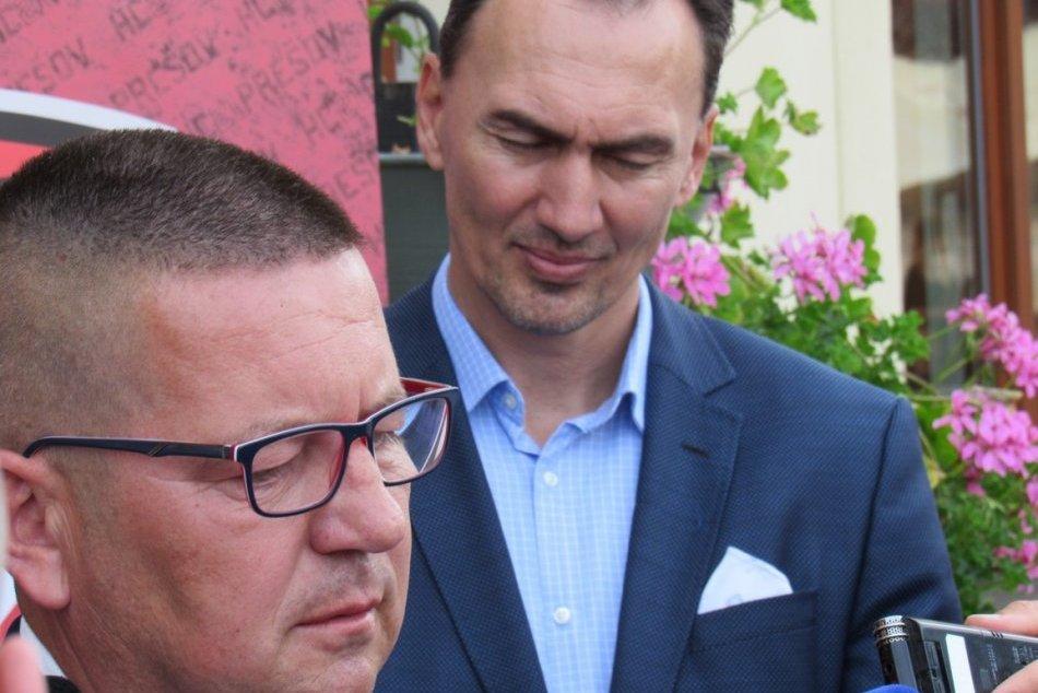 Objektívom: Prešov sa vracia na hokejovú mapu