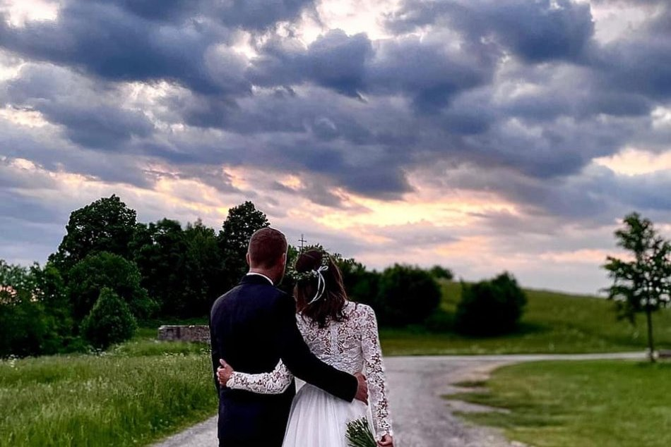 FOTO zo svadby: Zo Simy Martausovej je už pani Magušinová