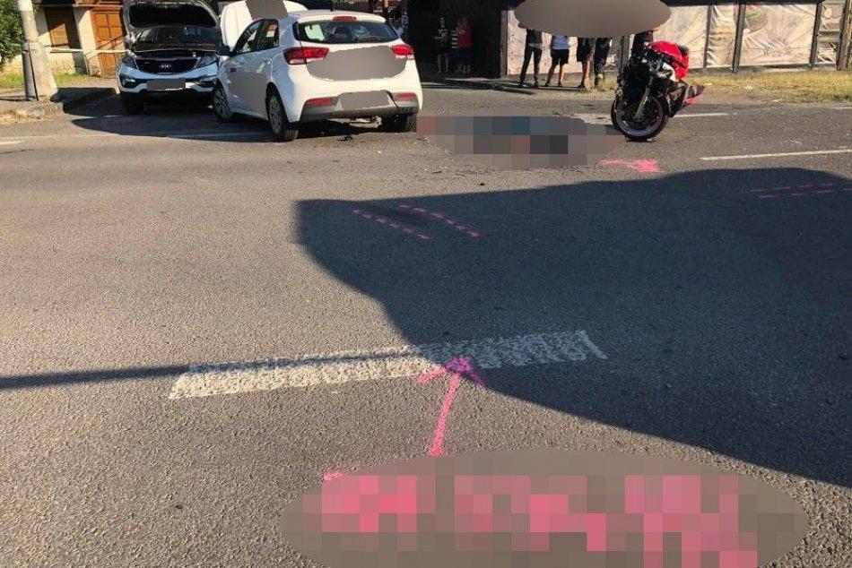 V OBRAZOCH: Motorkár z Michaloviec bol na mieste mŕtvy