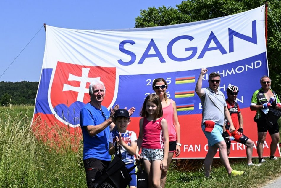 OBRAZOM: Cyklistický šampionát v Bánovciach nad Bebravou a okolí