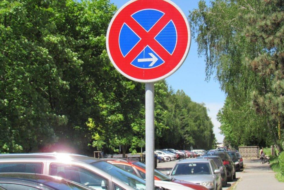 Objektívom: Dopravné značky v Prešove, ktoré je dobré poznať
