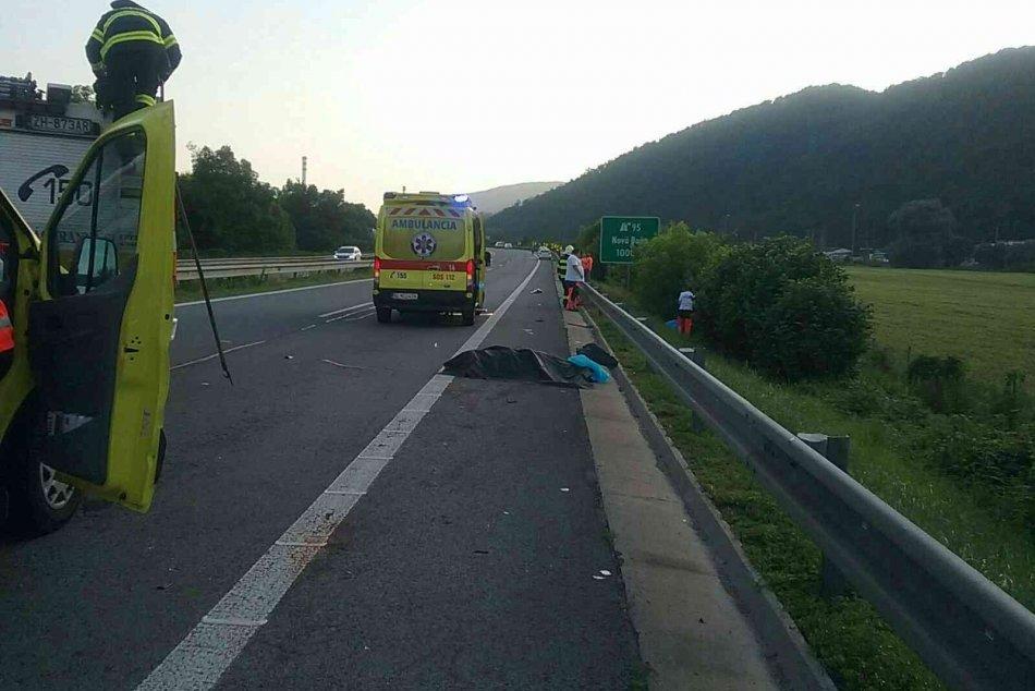 Tragická nehoda na R1