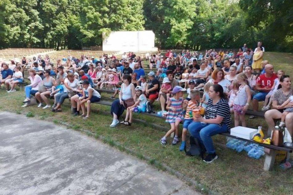OBRAZOM: Rozprávkový deň v Zlatých Moravciach