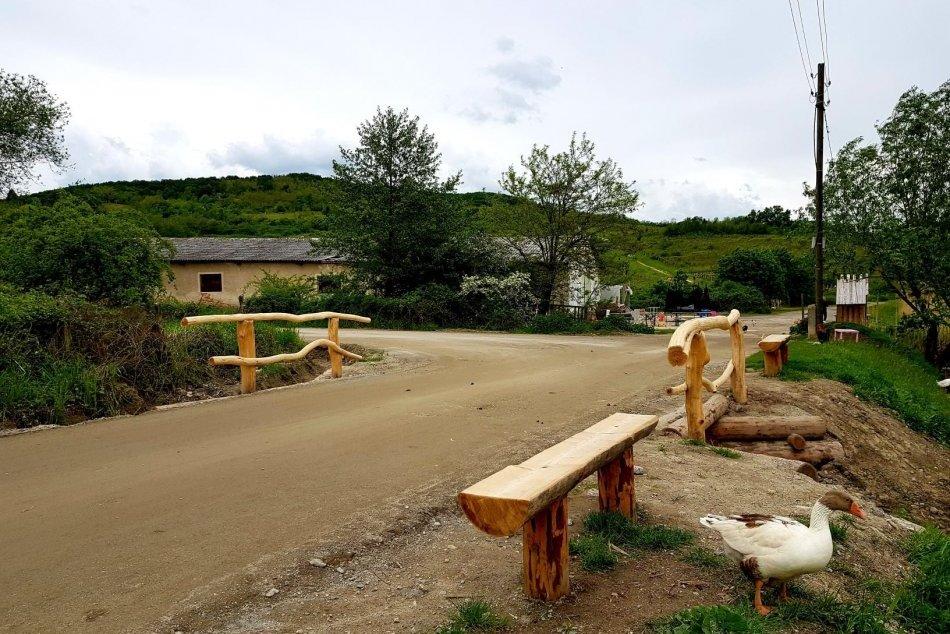 Obnovený vinohradnícky chodník Krasňany