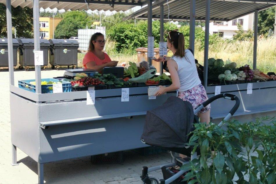 Objektívom: Trhovisko na Weberovej v Prešove už otvorili