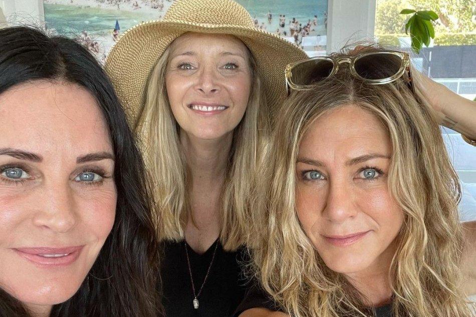 Trojica hlavných aktérok populárneho seriálu znovu pokope