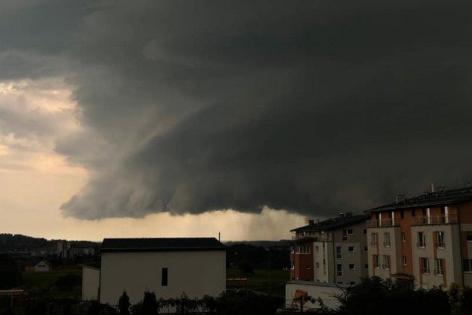 Búrka v Čechách opäť zabíjala - 8. 7. 2021