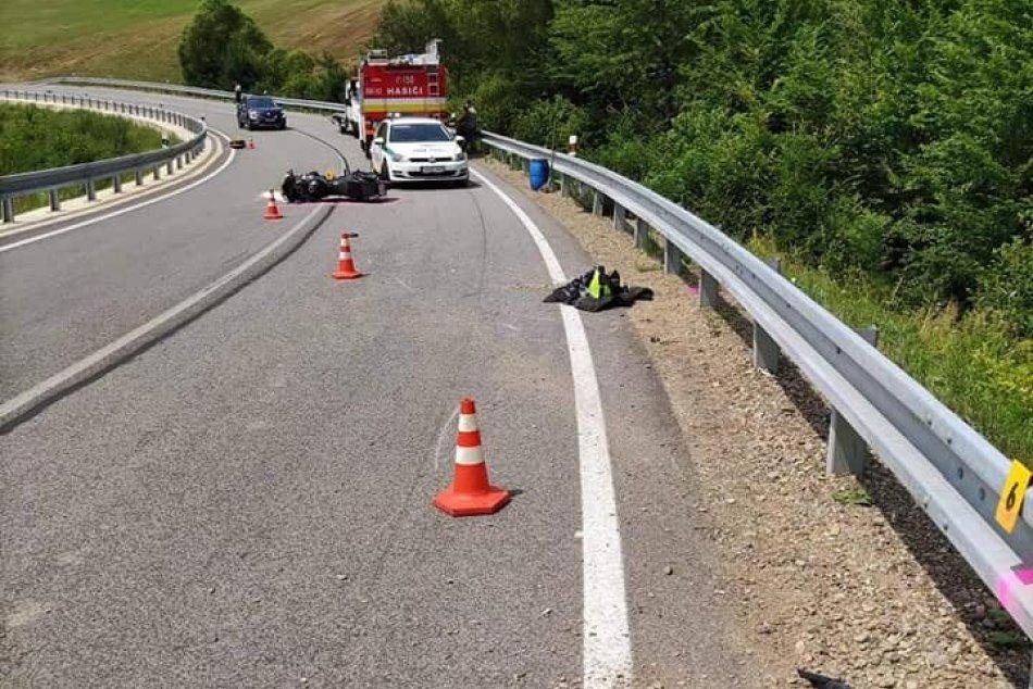 V OBRAZOCH: Tragické nehoda v Prešovskom kraji