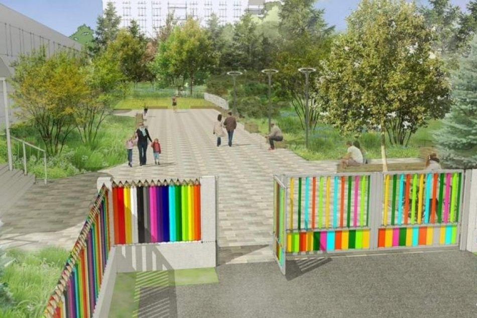 VIZUALIZÁCIA: Areál trnavskej školy v novom šate