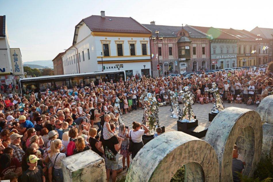 Festival Živé sochy v Spišskej: Nezabudnuteľná atmosféra jedinečného podujatia