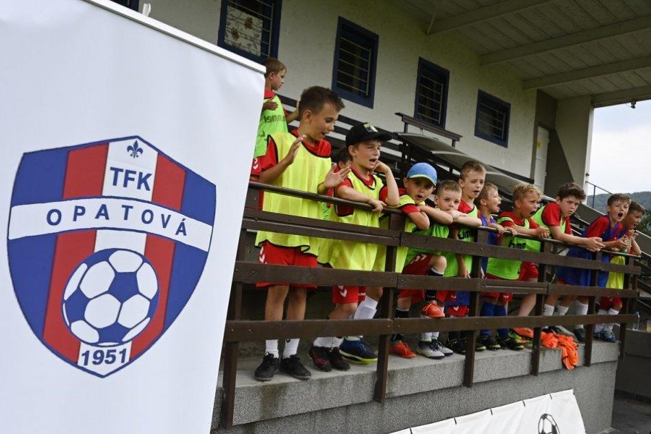 OBRAZOM: Mladí futbalisti naberajú skúsenosti v kempe v Opatovej