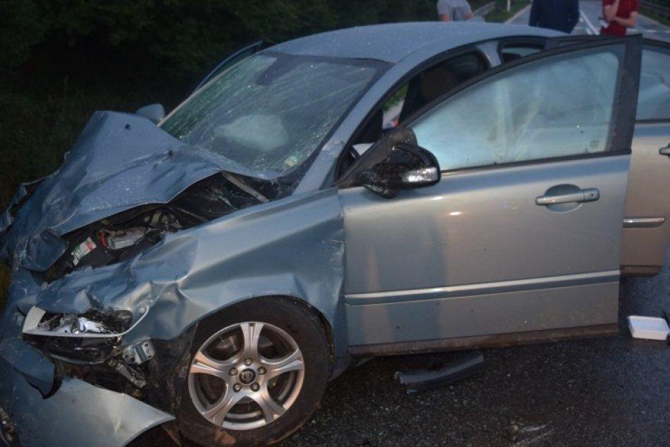 V OBRAZOCH: Pri tragickej nehode vyhasol život mladíka