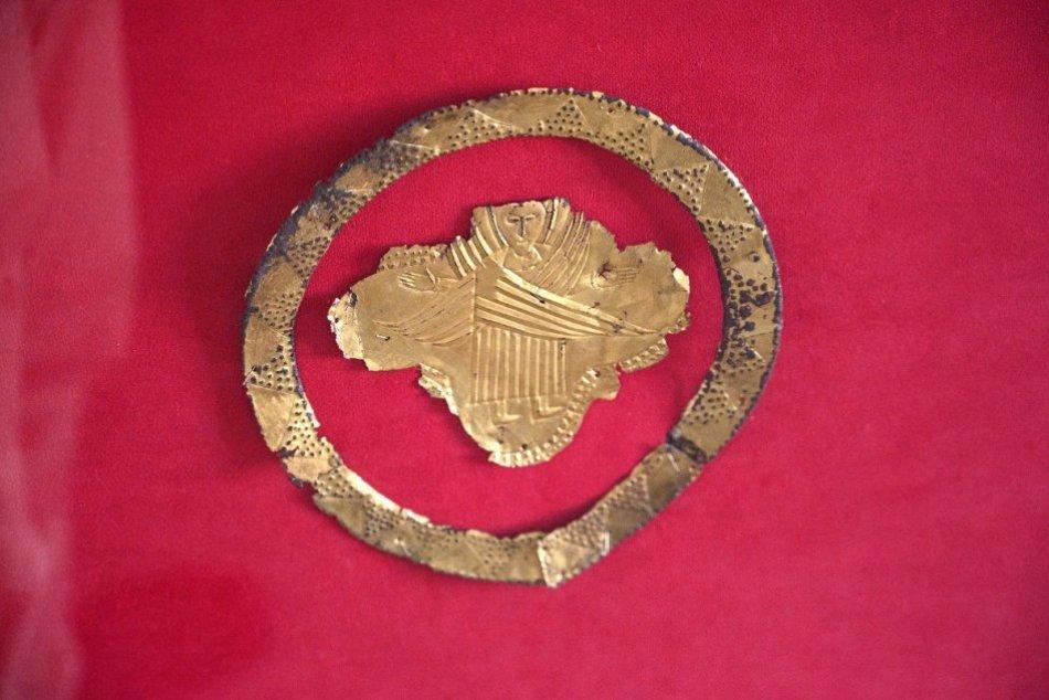 Ponitrianske múzeum predstavuje originály pokladov z Bojnej