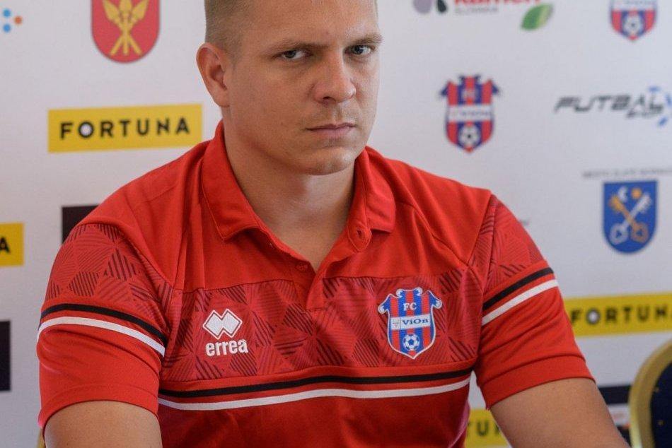 Tlačová konferencia FC ViOn pred novou sezónou
