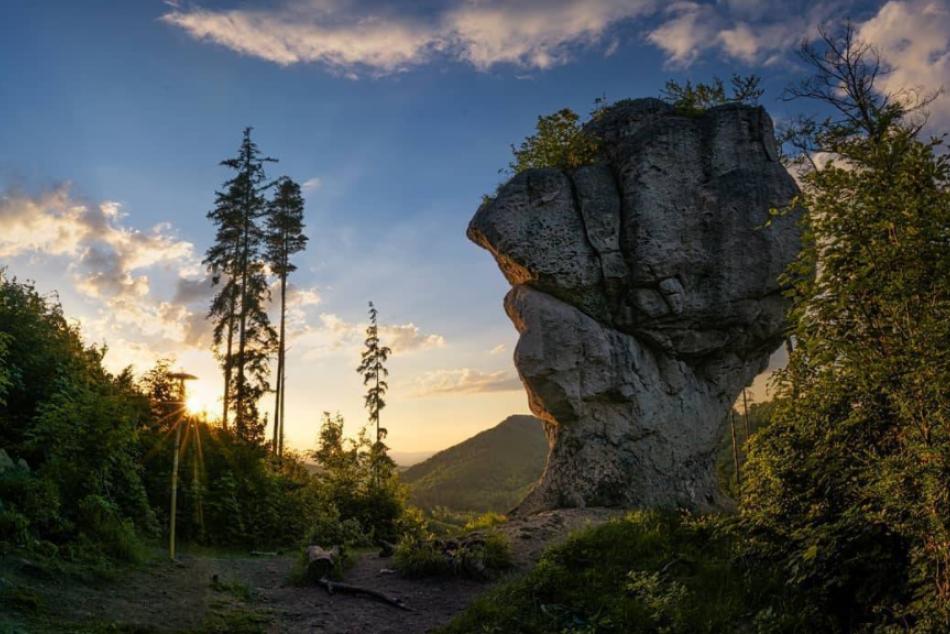 Objavujeme krásne skalné útvary na Slovensku