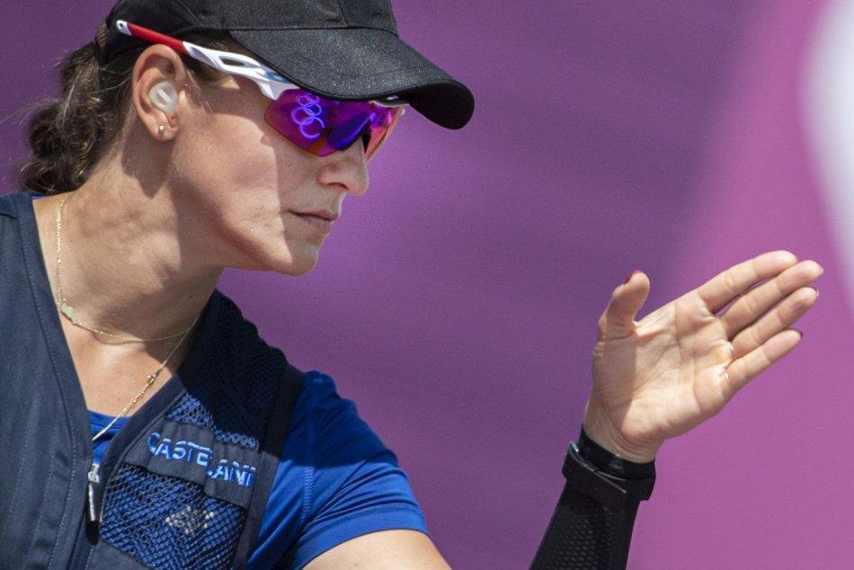 Olympiáda: Barteková nepostúpila do finále skeetu