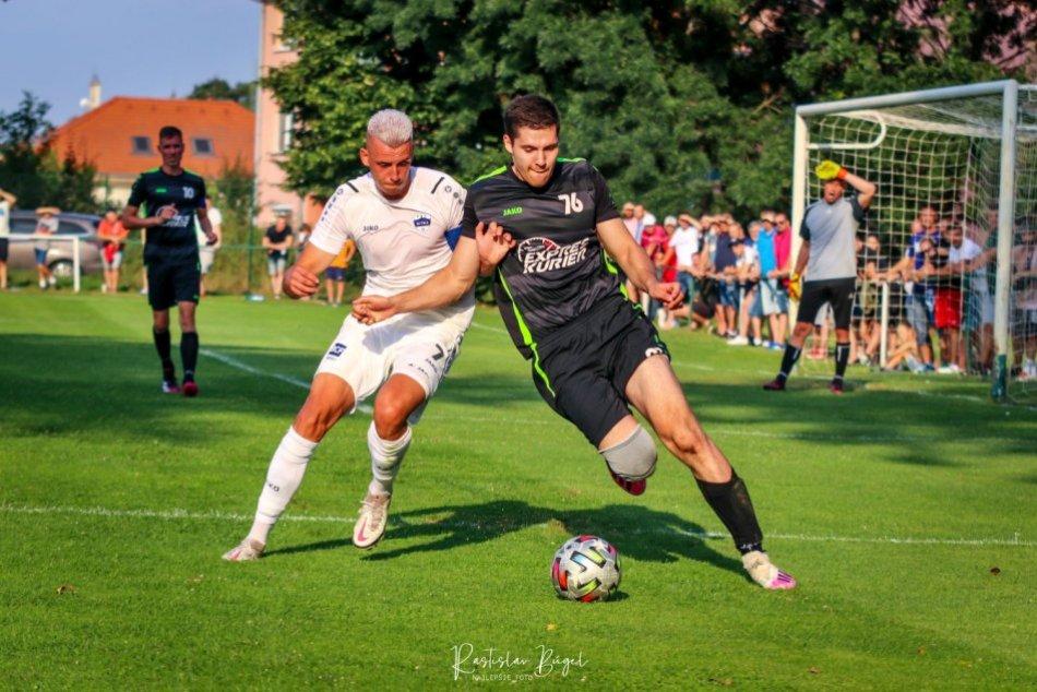 Predkolo Slovenského pohára: FK Veľký Cetín - FC Nitra 0:7