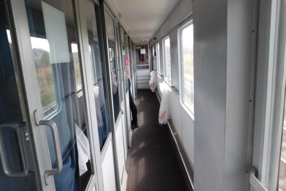 FOTO: Naša cesta vlakom do Chorvátska