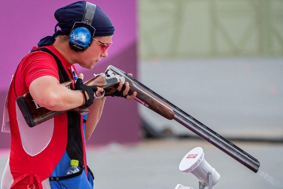 Rehák Štefečeková si vystrieľala zlato na olympiáde