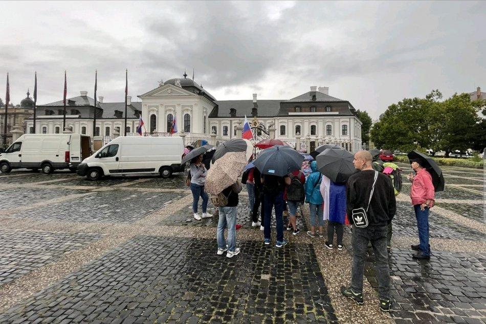 Blokáda hlavného mesta sa nevydarila