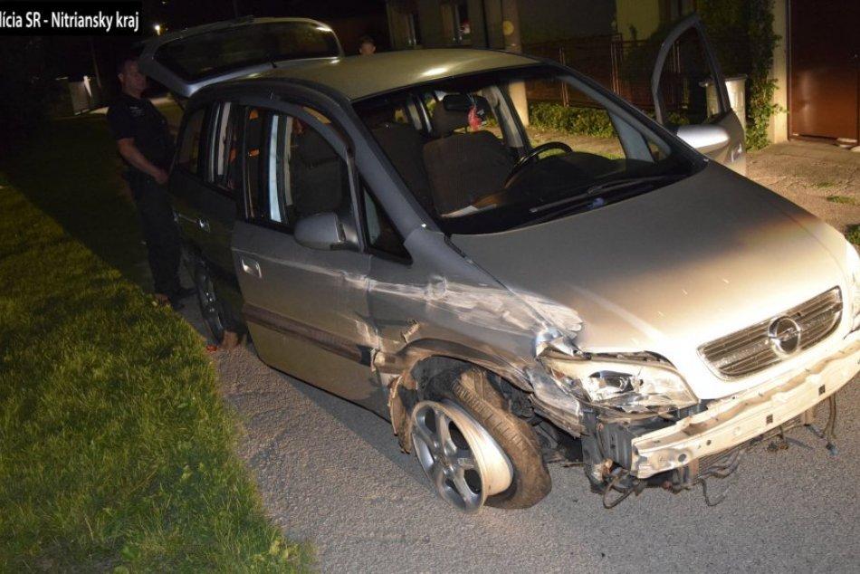 Víkendové dopravné nehody v Nitrianskom kraji
