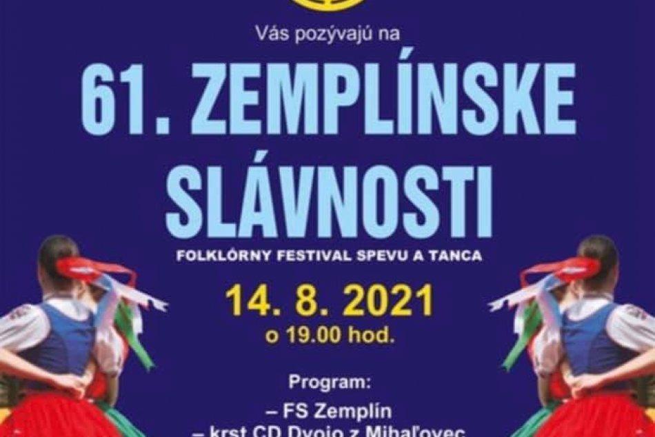 Zemplínske slávnosti 2021