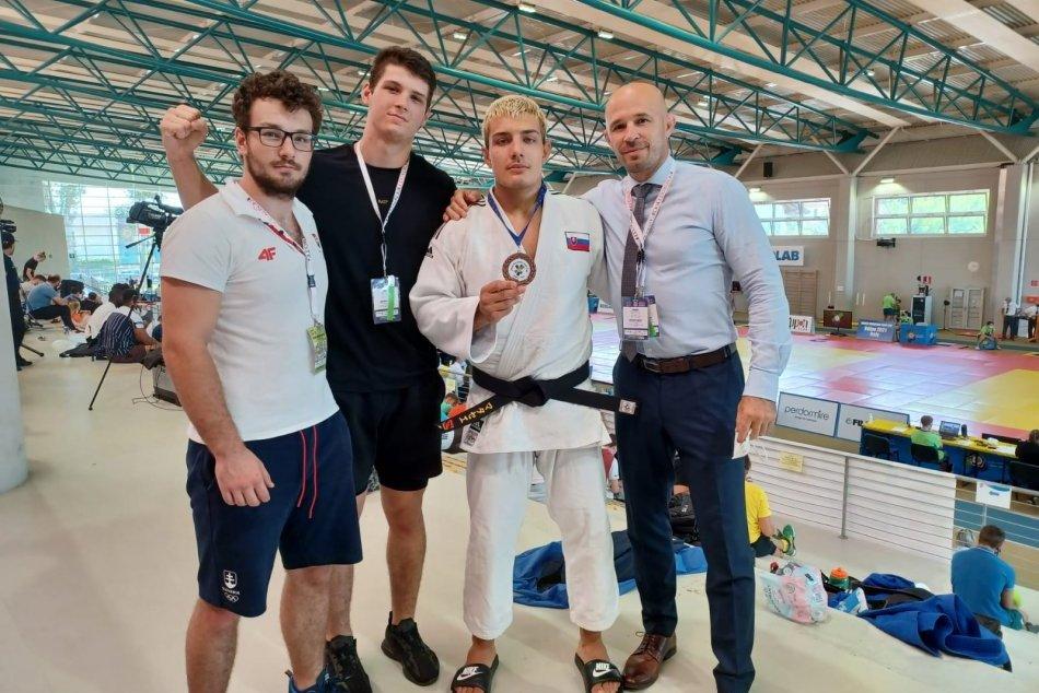 V OBRAZOCH: Juniorskí džudisti DUKLY priniesli z Európskeho pohára 2 medaily