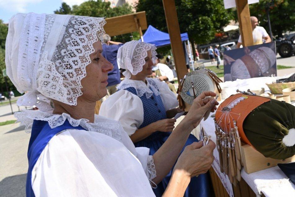 OBRAZOM: Medzinárodný folklórny festival v Myjave