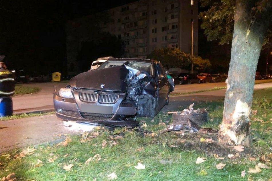 Nehoda v Michalovciach na FOTKÁCH