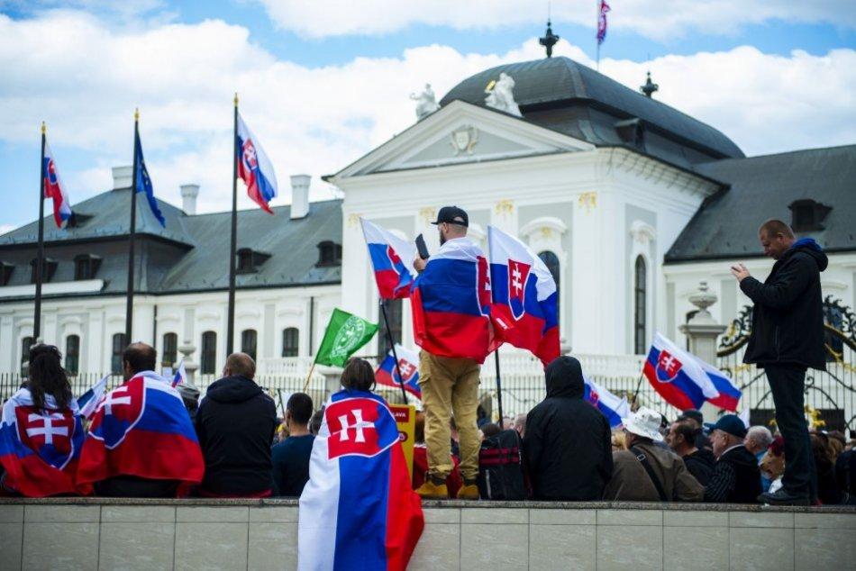 Na Slovensku sa rozhoreli ďalšie protesty