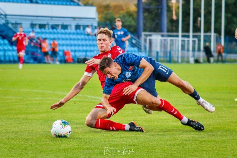 Kvalifikácia ME 2023 do 21 rokov: Slovensko - Litva 3:1 (1:0)
