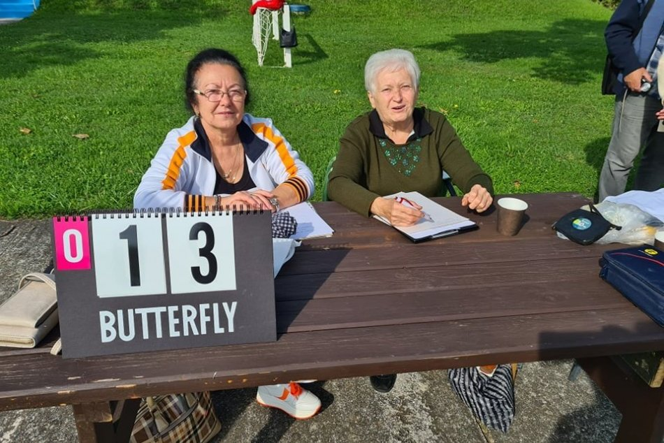 Športovo-spoločenské stretnutie seniorov
