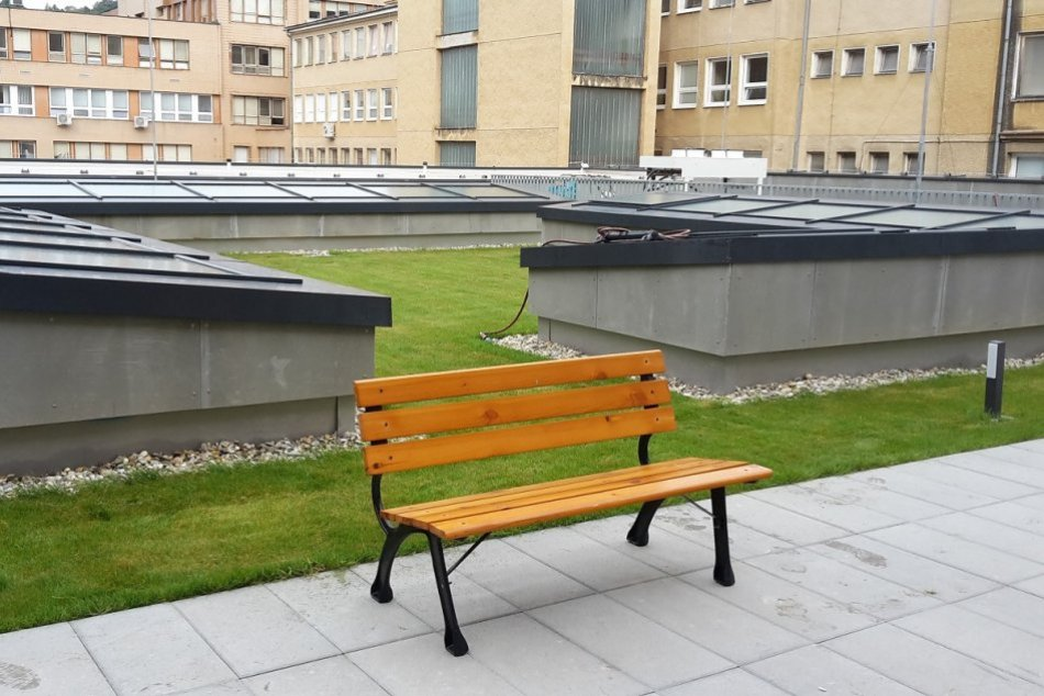 FOTO: Centrum diagnostiky v považskobystrickej nemocnici je pred dokončením