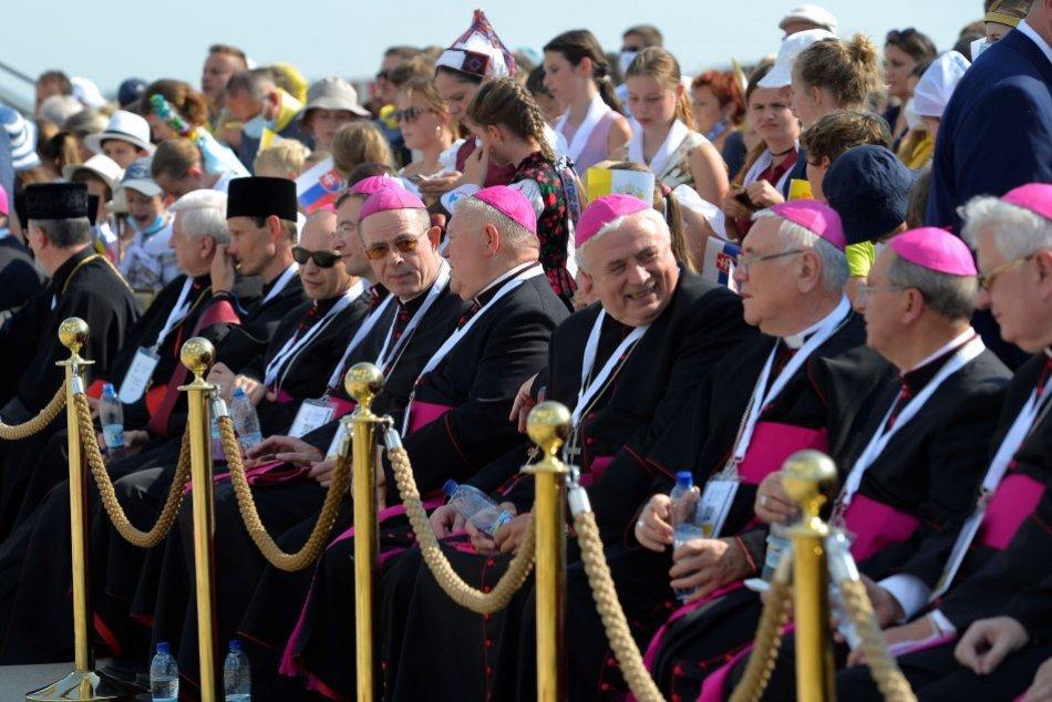 Návšteva pápeža na Slovensku 12. - 15. 9. 2021